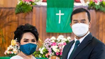 Joy Tobing Buka Suara Soal Menikah Lagi, Sebut Kekuatan Cinta Tuhan Satukan Dirinya dan Suami
