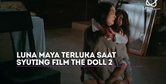 Luna Maya main film horor The Doll 2 yang menguras emosi dan energi.