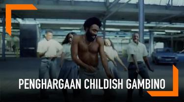 Childish Gambino meraih empat penghargaan di Grammy Awards 2019. Diantaranya Song of The Year, Best Music Video, Record of the Year dan Best Rap/Sung Performance.