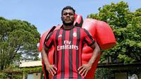 Franck Kessie (dok. AC Milan)