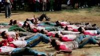 Ribuan pelajar SMA di Jember, Jawa Timur, sudah mengikuti pelatihan bela negara.