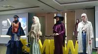 Berikut deretan desainer internasional yang akan berpartisipasi pada Jakarta Modest Fashion Week. (Foto: Liputan6.com/ meita fajriana)