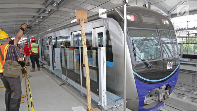 Mrt Jakarta Proposes A Lesser Route Of Idr 13 Thousand Navva