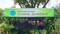 Kakak Berkebun, jasa mempercantik taman dan isi rumah dengan tanaman outdoor maupun indoor
