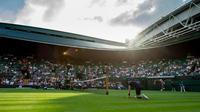 Suasana Wimbledon (Instagram/@Wimbledon)