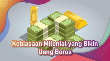 Kebiasaan Milenial yang Bikin Uang Boros
