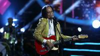 Bahkan kesuksesannya, membuat Koes Plus dianggap sebagai pelopor musik pop dan rock 'n roll Indonesia. (Nurwahyunan/Bintang.com)