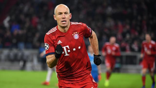 3 Nama yang Layak Menggantikan Peran Arjen Robben di Bayern Munchen - Dunia  Bola.com
