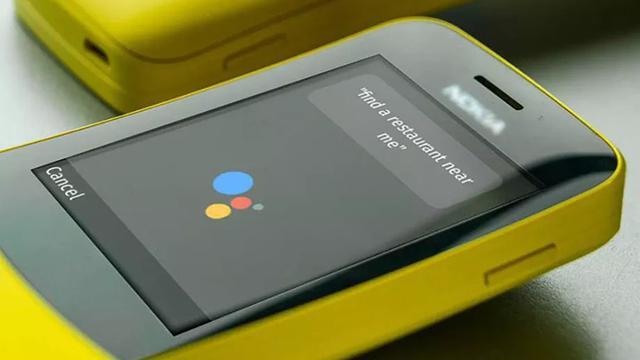 Google Assistant di KaiOS