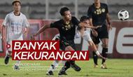 Berita video Osvaldo Haay mengaku masih banyak kekurangan meski mencetak gol dan assist untuk Timnas Indonesia ketika mengalahkan Bali United 3-1, Minggu (7/3/2021) malam hari WIB.