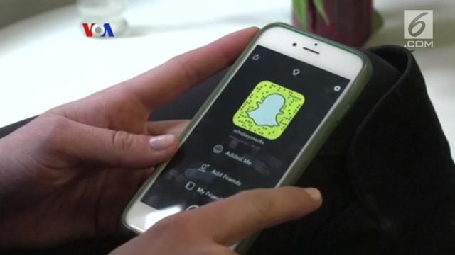 Para remaja Amerika mempunyai raja baru di dunia media sosial.