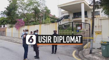 usir diplomat