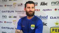 Bojan Malisic menjadi rekrutan anyar Persib.(Www.sulawesita.com)