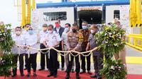 Kementerian Perhubungan meresmikan dermaga IV Merak dan Bakauheni milik PT ASDP Indonesia Ferry (Persero) (Dok: ASDP)