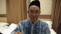 Sohidin menilai sajian masakan jemaah calon haji Indonesia sudah enak dan pas. (www.kemenag.go.id)