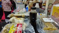 Pempek Palembang kemasan frozen food yang wajib mengantongi izin edar Makanan Dalam (MD) (Liputan6.com / Nefri Inge)