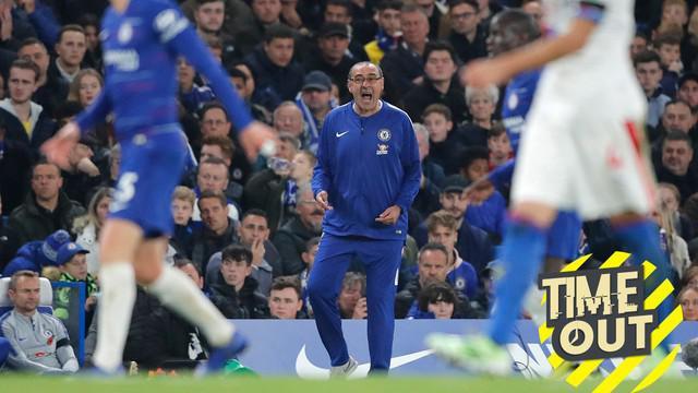 Berita video Time Out tentang beberapa alasan yang membuat Maurizio Sarri harus meninggalkan Chelsea.