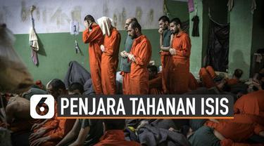 Penjara Hasakeh adalah tempat khusus untuk menahan tentara ISIS di Suriah. Dikendalikan Pasukan Demokrat Suriah yang dapat dukungan dari AS.