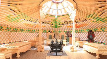 Mongolian Culture Center jadi Pesona Baru di KEK Tanjung Lesung