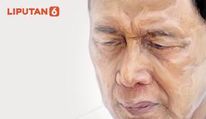 Banner Wiranto (Liputan6.com/Abdillah)