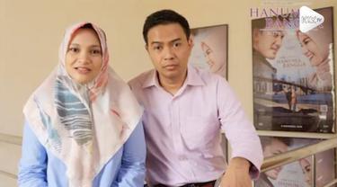 Hanum Rais akhirnya angkat bicara terkait kontroversi film 'Hanum & Rangga' di media sosial.