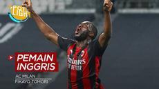 Berita video spotlight kali ini membahas tentang pesepak bola asal Inggris yang pernah berseragam AC Milan.