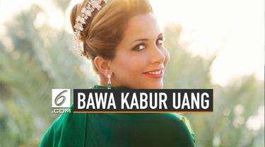 Fakta Penting Putri Arab Yang Bawa Kabur Uang Rp 555 M