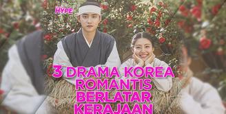 Yuk, simak rekomendasi drama Korea romantis berlatar kerajaan berikut ini!