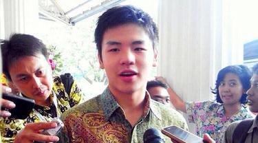 Nicholas Sean Purnama, Anak Ahok yang Histeriskan di Linimasa