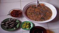 Pugalu kuliner legendaris pengusir kolesterol dan diabetes (Liputan6.com/ Eka Hakim)