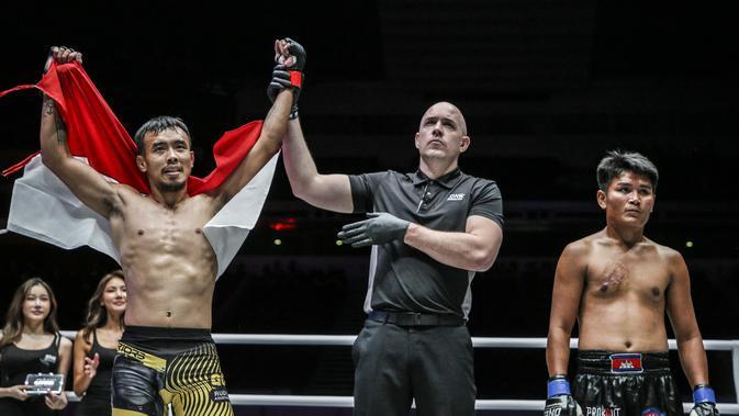 Bergabungnya Legenda MMA Brasil Bikin Atlet ONE Championship Iindonesia Terpicu