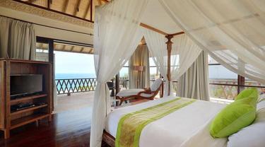 7 Potret Villa Mewah Hotman Paris di Bali, Miliki Pemandangan Laut