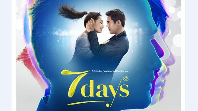 Drama Romantis Thailand Berjudul 7 Days Segera Tayang di