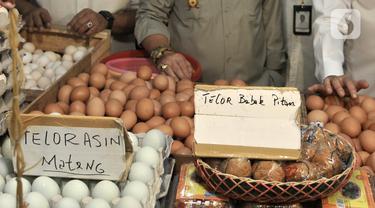 Mendag dan Mentan Sidak Pasar Senen