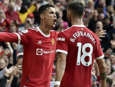 Foto: 5 Striker di Liga Inggris dengan Status Top Skor Sepanjang Masa Bersama Timnas, Cristiano Ronaldo Paling Gacor