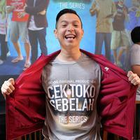Launching Cek Toko Sebelah The Series (Daniel Kampua/Fimela.com)