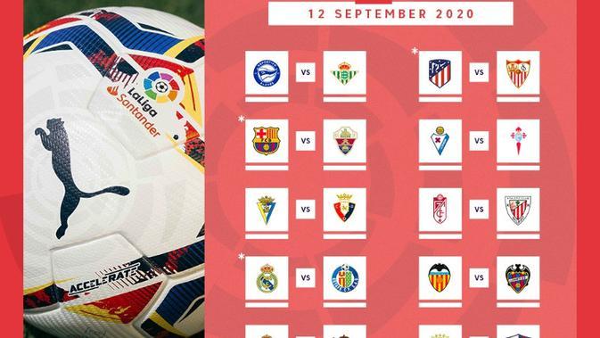 La Liga 2021