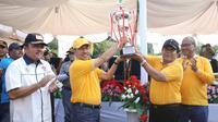 Rokan Hulu Riau menggelar Liga Berjenjang U-16 Piala Menpora (dok: Kemenpora)