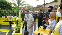 Pupuk Kaltim resmikan Instalasi Pengolahan Air Limbah (IPAL) domestik di Bontang Utara (dok: PKT)