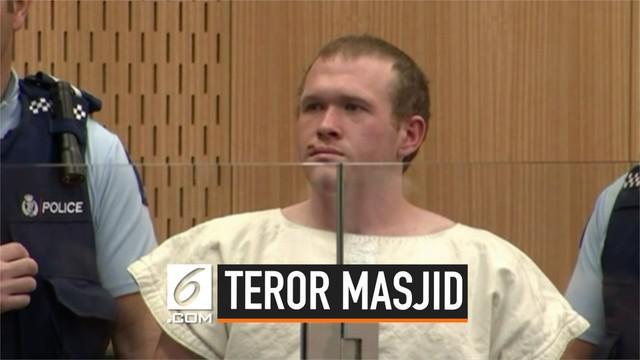 Sidang lanjutan kasus teror masjid di Selandia Baru kembali digelar hari Jumat (14/6). Dalam sidang terdakwa menyampaikan pembelaan, menyatakan tak bersalah atas semua tuduhan.