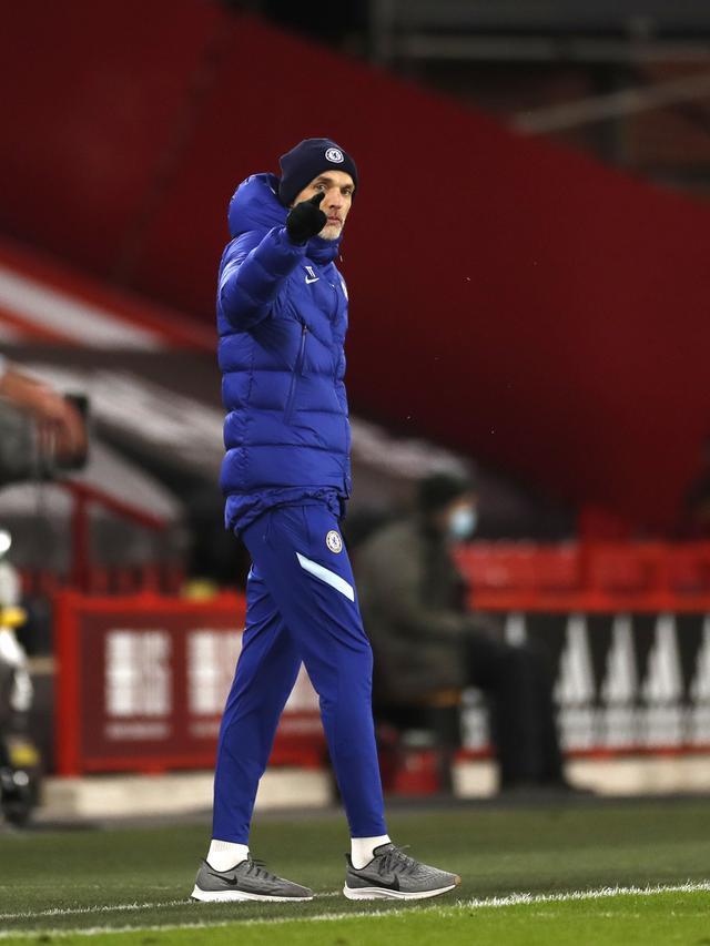 Chelsea Tundukkan Tuan Rumah Sheffield United