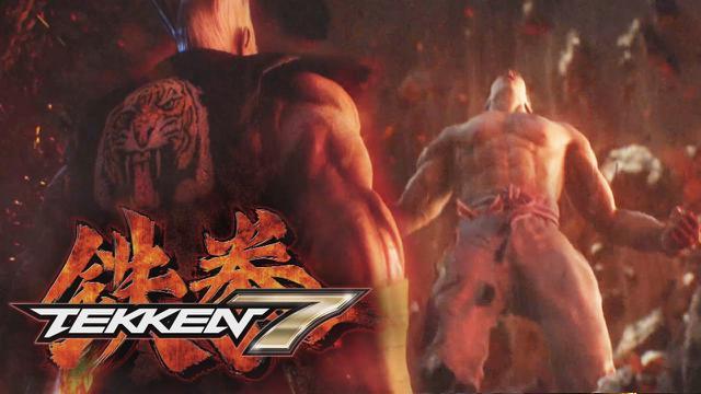 Sengit Kazuya Vs Heihachi Kembali Bertarung Di Tekken 7 Tekno