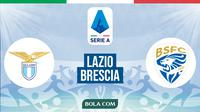 Serie A: Lazio vs Brescia. (Bola.com/Dody Iryawan)
