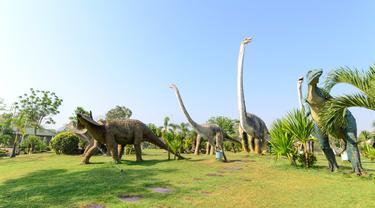 Jenis dinosaurus (Sumber: Istockphoto)
