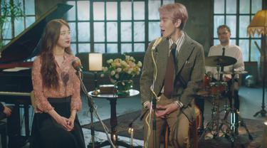 Lagu Duet Suzy Miss A dan Baekhyun EXO Melejit Bak Meteor