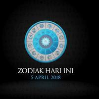 Sudah tahu apa kata zodiakmu hari ini?