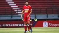 Eks bek Badak Lampung FC asal Australia, Antony Golec. (Bola.com/Aditya Wany)