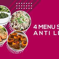 Jangan salah pilih, ini 4 menu sahur anti lemas. (Fimela.com)