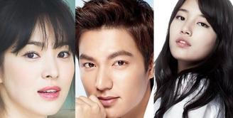 Suzy Bae Bantah Putus dengan Lee Min Ho