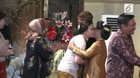 Veronica Tan hadiri pernikahan Kahiyang-Bobby